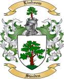Linboom Family Coat of Arms from Sweden