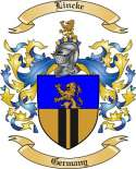 Lincke Family Crest from Germany