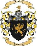 Lindau Family Coat of Arms from Germany