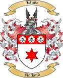 Linde Family Coat of Arms from Holland