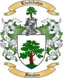 Lindebohm Family Coat of Arms from Sweden