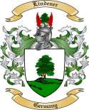 Lindener Family Crest from Germany