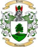 Lindl Family Crest from Germany