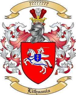 Coat of arms of Lithuania - Wikipedia
