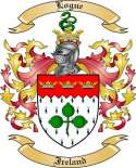 Logue Family Coat of Arms from Ireland2