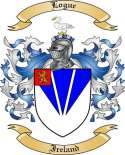 Logue Family Coat of Arms from Ireland