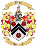Logue Family Coat of Arms from Scotland