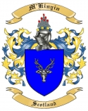 M'Kinyin Family Crest from Scotland