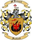 M'Konnell Family Coat of Arms from Scotland