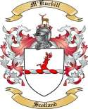 M'Kurkill Family Crest from Scotland