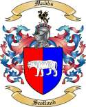 Mabbs Family Coat of Arms from Scotland