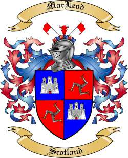 Clan Crests for the main Scottish Clans