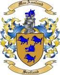 Mac Ausland Family Crest from Scotland
