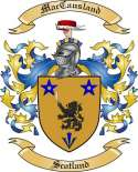 Mac Causland Family Coat of Arms from Scotland2