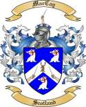 Mac Cay Family Crest from Scotland2