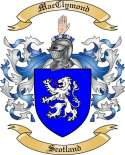 Mac Clymond Family Crest from Scotland