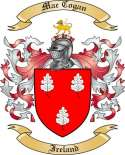 Mac Cogan Family Coat of Arms from Ireland