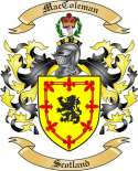 Mac Coleman Family Crest from Scotland