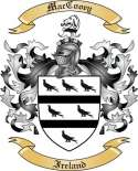 Mac Cooey Family Coat of Arms from Ireland
