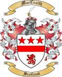 Mac Craith Family Coat of Arms from Scotland2