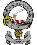 Mac Cray Family Crest from Scotland
