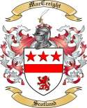 Mac Creight Family Crest from Scotland2