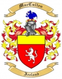 Mac Cullen Family Coat of Arms from Ireland2