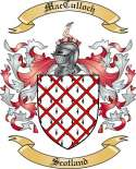 Mac Culloch Family Coat of Arms from Scotland