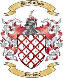 Mac Cullock Family Coat of Arms from Scotland