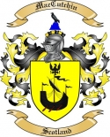 Mac Cutchin Family Crest from Scotland
