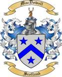 Mac Dowell Family Coat of Arms from Scotland2