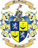 Mac Dowell Family Coat of Arms from Scotland