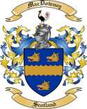 Mac Downey Family Crest from Scotland
