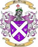 Mac Elrath Family Coat of Arms from Scotland2