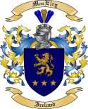 Mac Elry Family Crest from Ireland