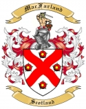 Mac Farland Family Coat of Arms from Scotland1