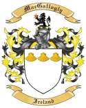 Mac Gallogly Family Coat of Arms from Ireland