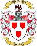Mac Garaidh Family Coat of Arms from Scotland