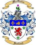 Mac Gavin Family Crest from Scotland