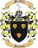 Mac Ghie Family Coat of Arms from Scotland