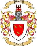 Mac Gill Family Crest from Ireland