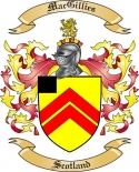 Mac Gillies Family Coat of Arms from Scotland