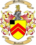 Mac Gillis Family Crest from Scotland