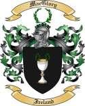 Mac Glory Family Crest from Ireland2