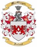 Mac Gloyne Family Coat of Arms from Ireland