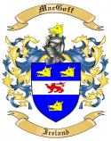 Mac Goff Family Coat of Arms from Ireland