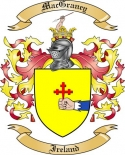 Mac Graney Family Coat of Arms from Ireland