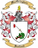 Mac Grioghair Family Crest from Scotland