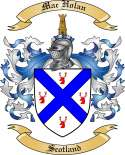 Mac Holan Family Coat of Arms from Scotland