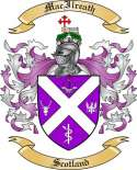 Mac Ilreath Family Crest from Scotland2
